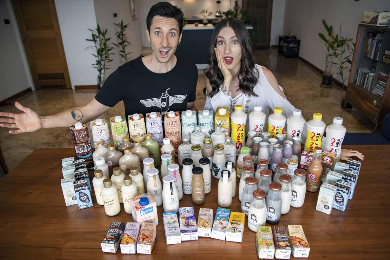 Best Plant-Based Milk