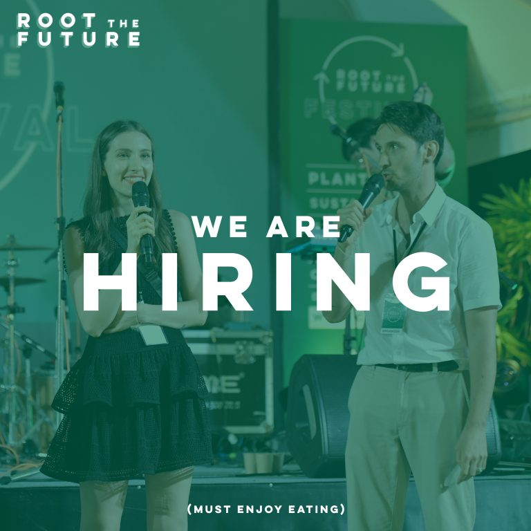 We Are Hiring Root The Future