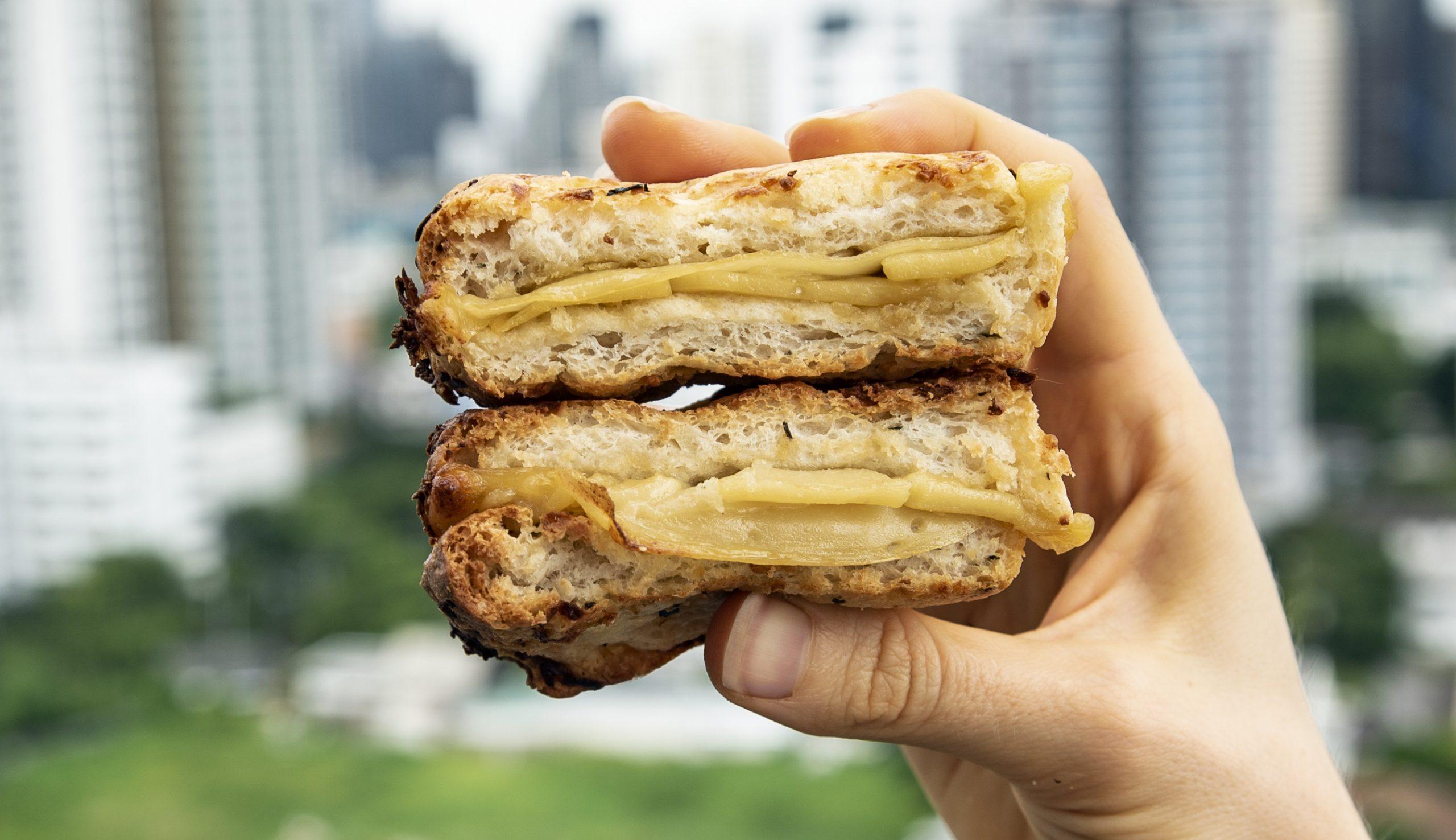 Whisked Away Vegan Cheese Bangkok