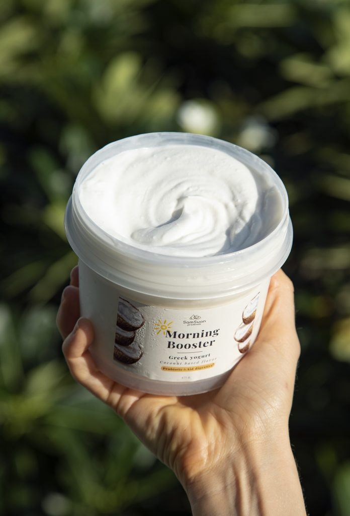 Samsuan Coconut Yogurt