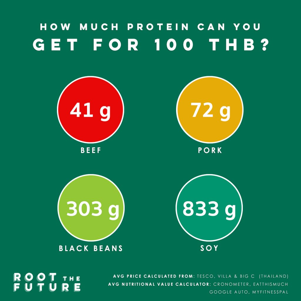 Protein by price