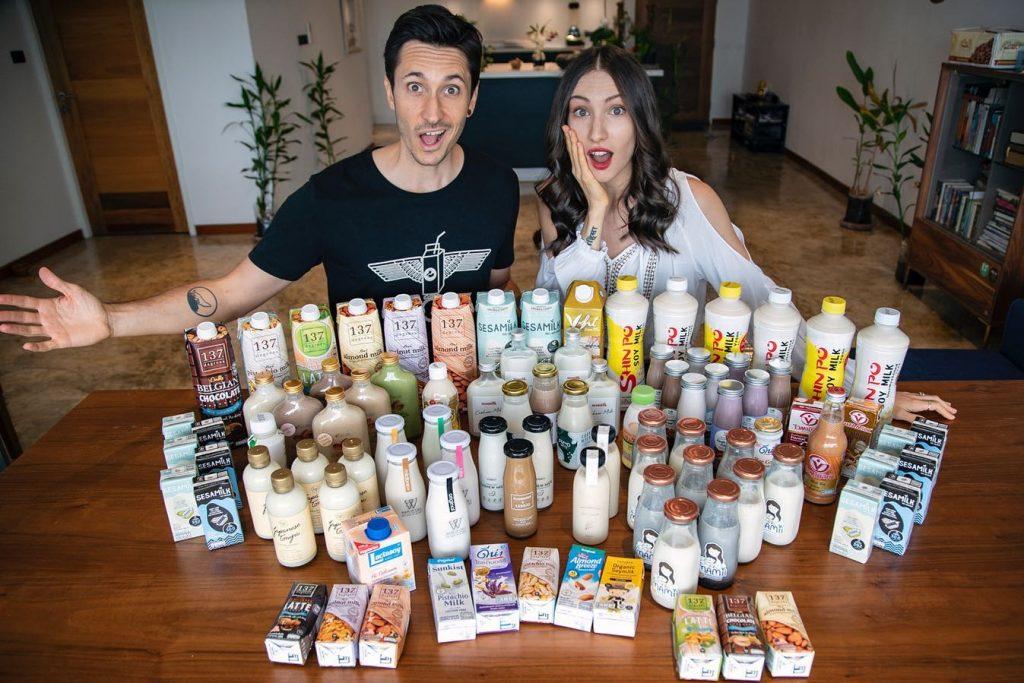 plant-milks b12