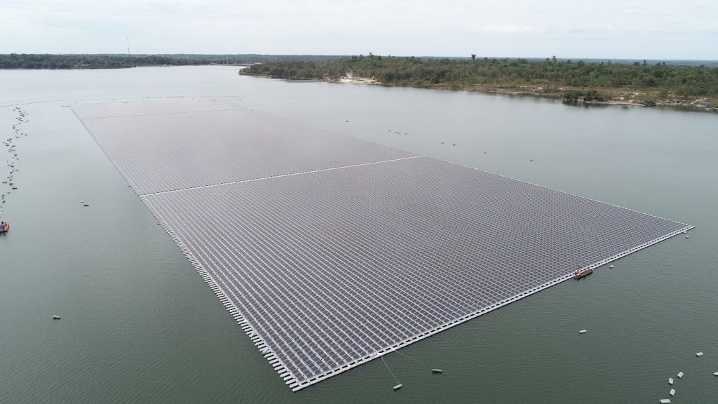Thailand solar power