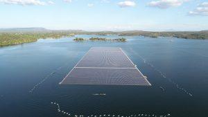 Thailand floating solar farm