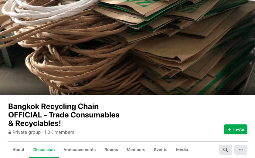 Thailand circular economy