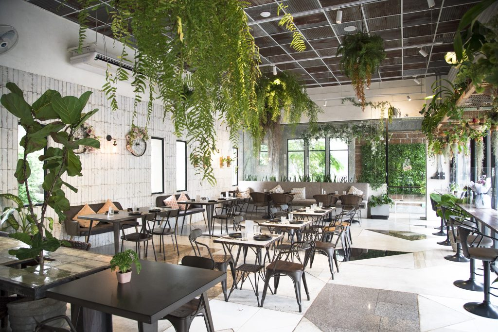 Vegan Restaurant Bangkok