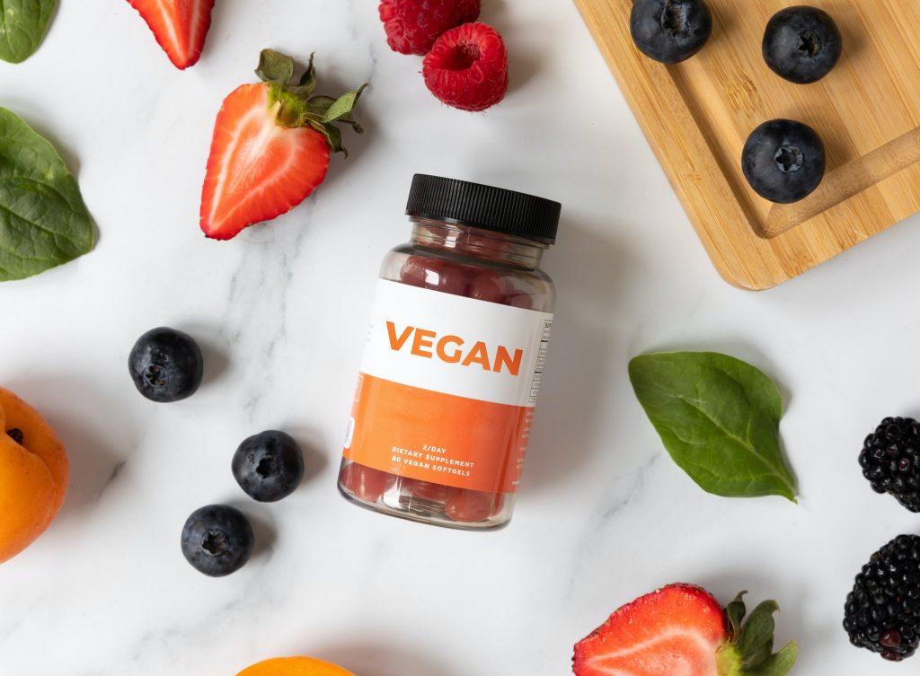 vegan b 12 supplement