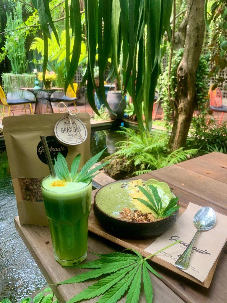 vegan marijuana menu thailand