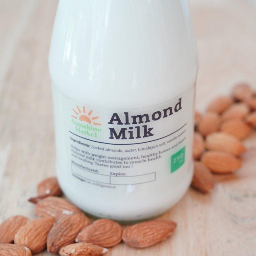 Sunshine Market Plant Milk