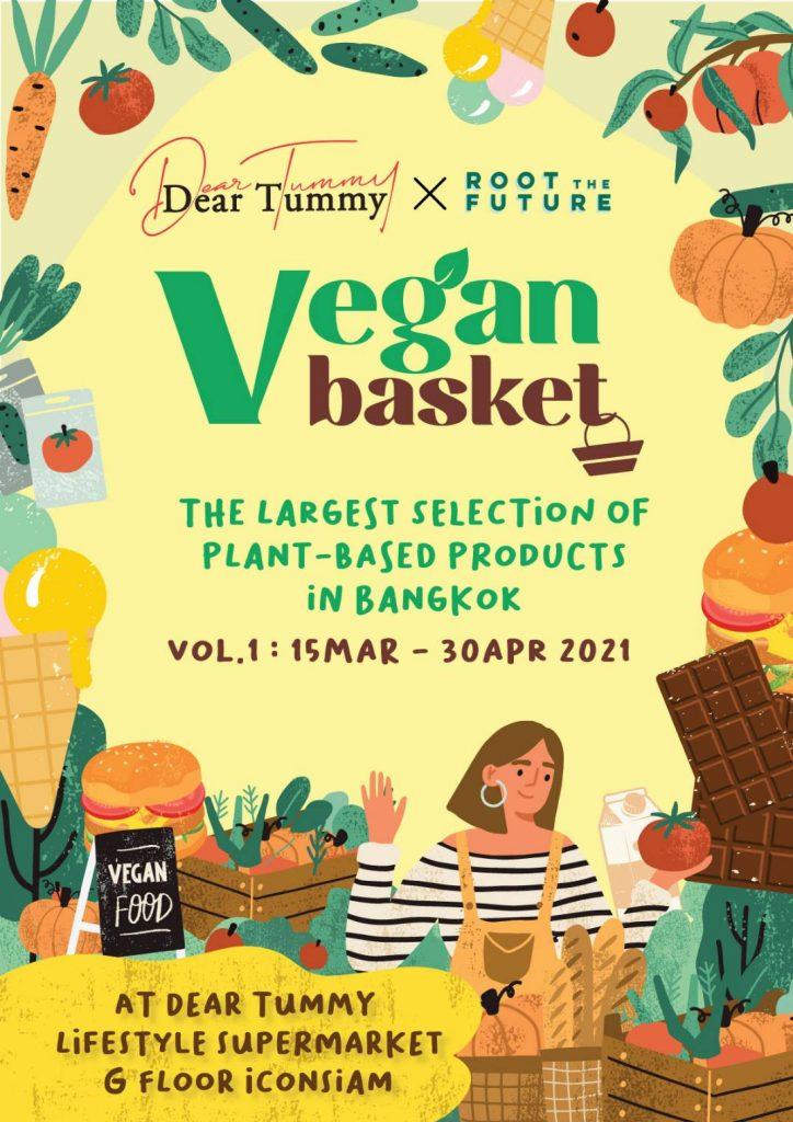 Vegan Basket