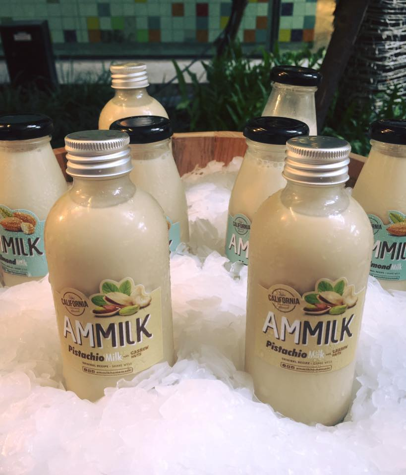 Plant Milks from Thailand