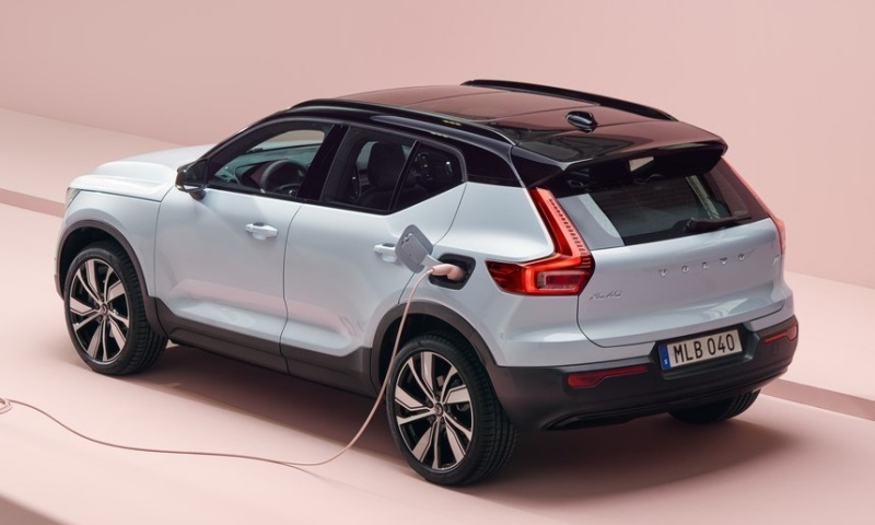 Volvo Electric Vehicle