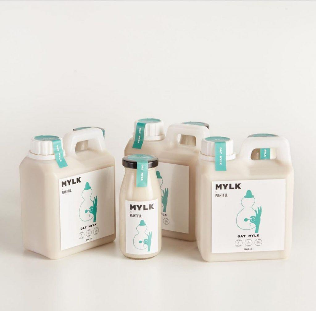 Plantiful Oat Milk