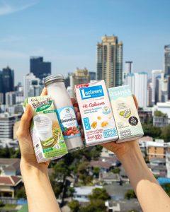 100+ plant-based Milks Thailand