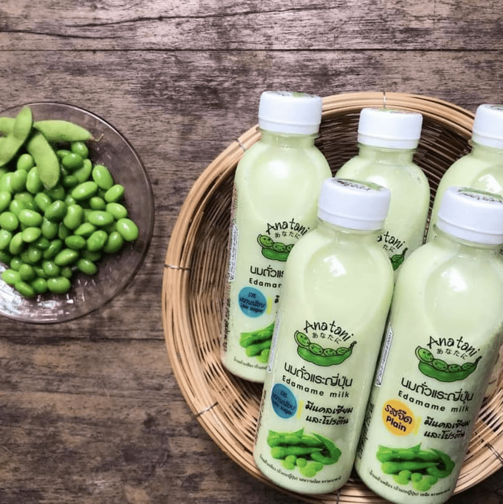 Plant Milks From Thailand