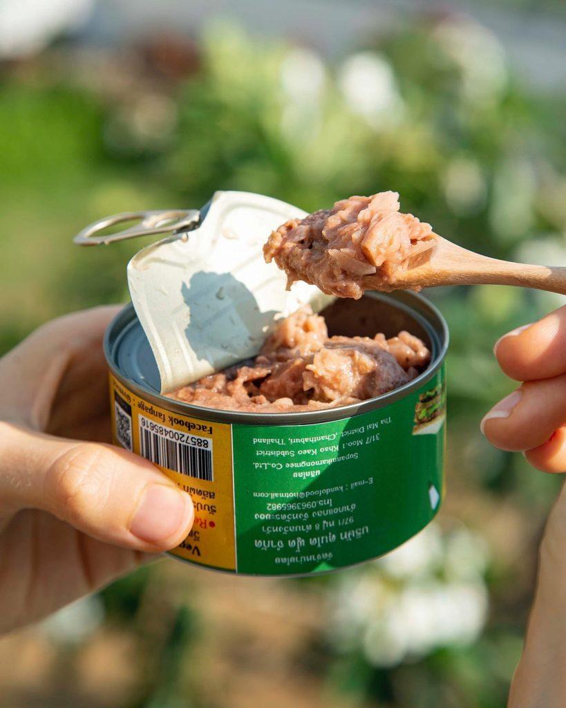 Ve Meat Vegan Tuna