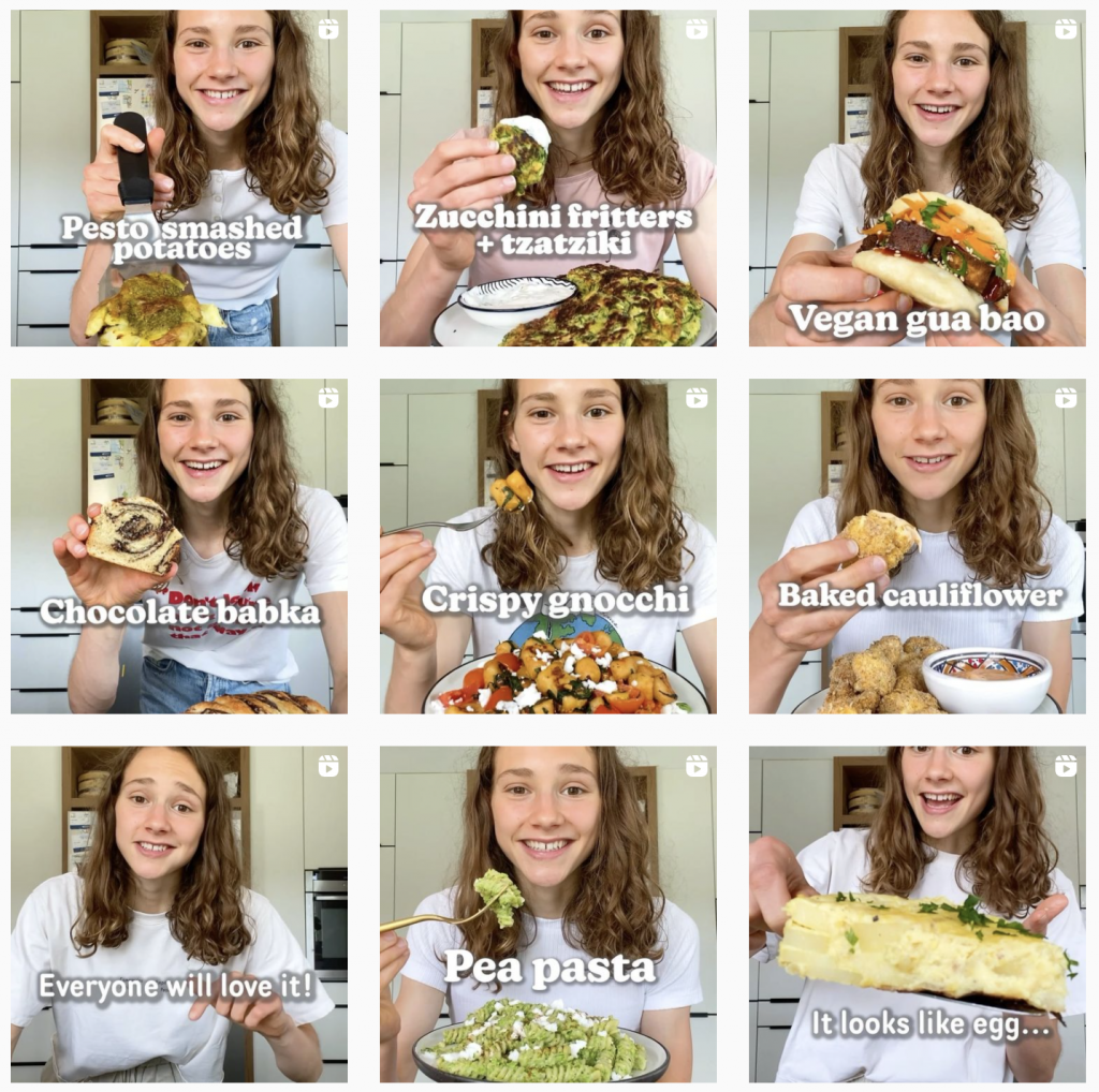 Vegan recipes - a bit of everything!