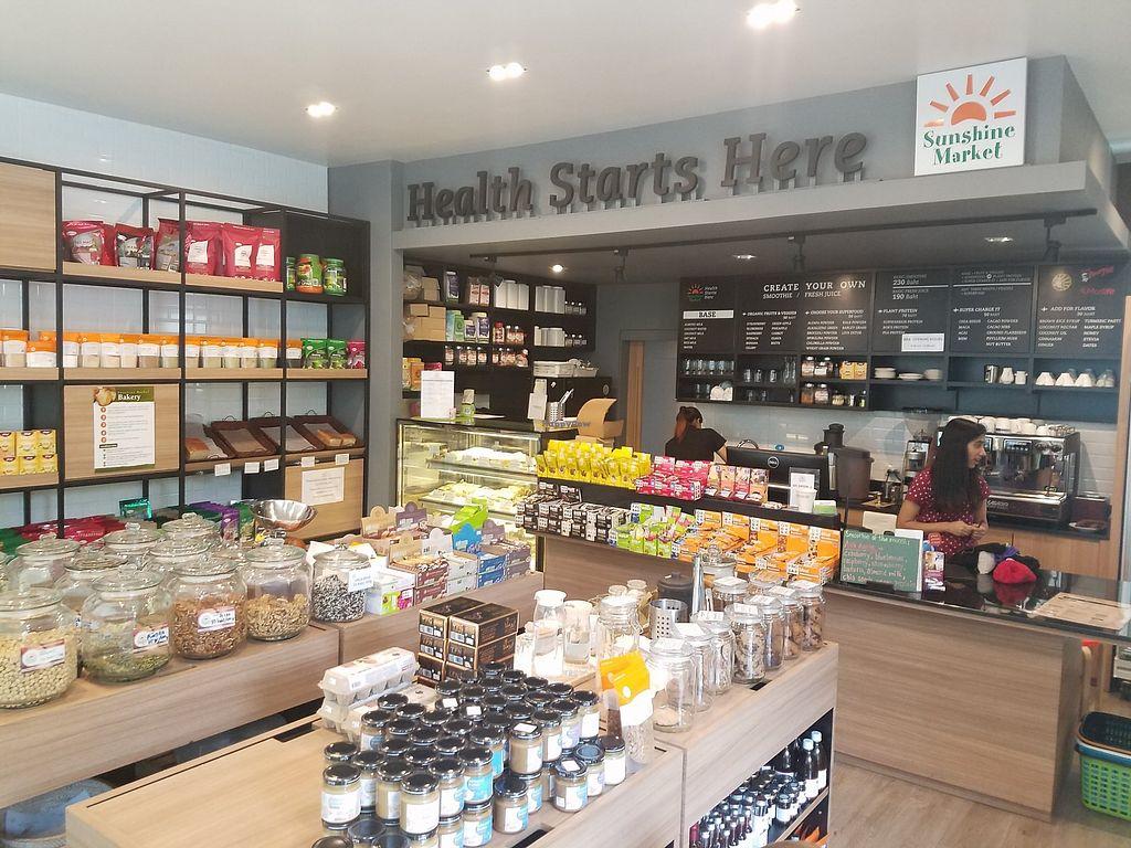 Vegan Groceries Bangkok