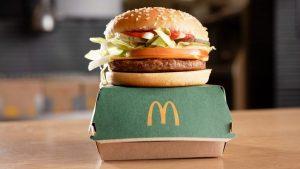 Vegan McDonalds - McPlant