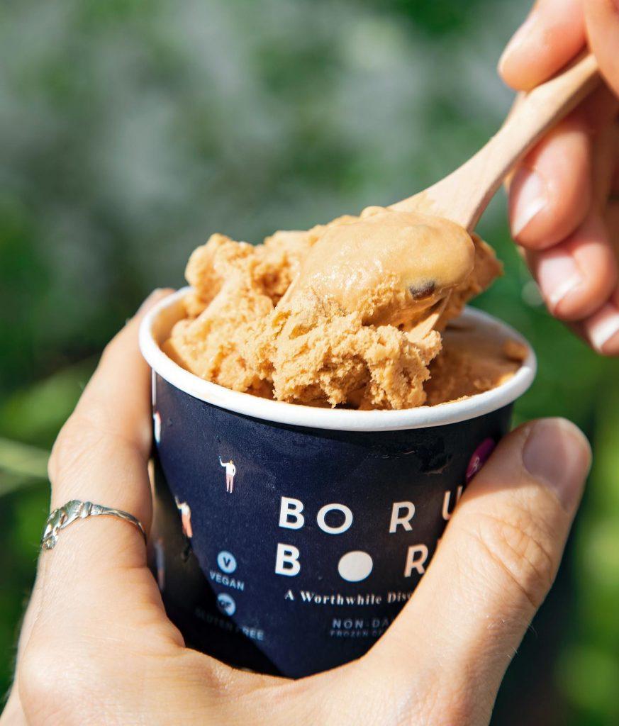 Vegan Ice Cream Thailand