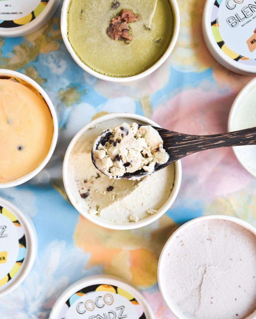 Coco Blendz Vegan Ice Cream Thailand